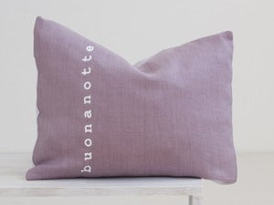 Image of pillow mauve
