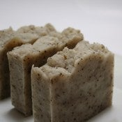 Image of Coffee Beans Olive Oil Soap (Vegan) (Palm Free)