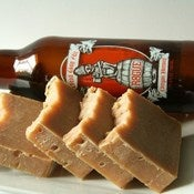 Image of The Stiff Olive Oil Beer Soap 