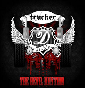 Image of Trucker Diablo - The Devil Rhythm (CD)