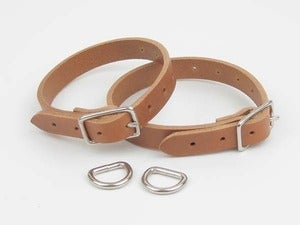 Image of Leather Lashing Strap Set