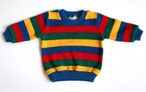 Image of SWEET SHIRT VINTAGE BABYGRO 6 MOIS REF.464