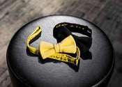 Image of Sound Pellegrino bow tie (Black or Yellow)