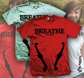 Image of Breathe (Red & Blue)
