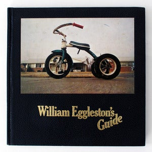 Image of Guide by William Eggleston (signed)