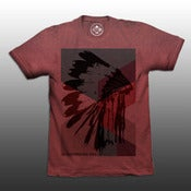 Image of Indian Head Tee by JS Clothing