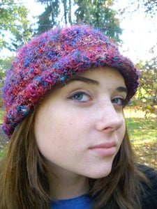 Crochet This! Darn good Yarn Random Stitch Tam/Cloche $2.99