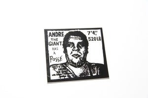 Image of Obey Andre Sticker