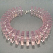 Image of Statement Plexi Square Collar