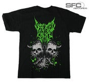 Image of Defeated Sanity - Zig art T-shirt