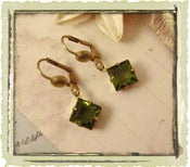 Jewelry: &quot;Olivine&quot;