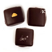 Image of caramel collection 9 piece box