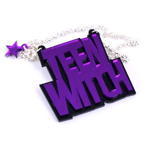 Image of Teen Witch Necklace