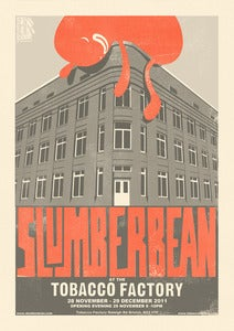 Image of SlumberBean Exhibition Print