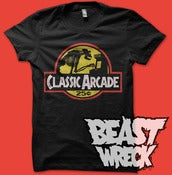 "Image of ""CLASSIC ARCADE"" Men's shirt"
