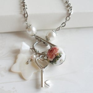 Image of Memento charm bracelet