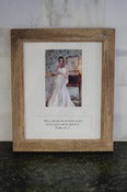 Image of Rustic Brown Frame