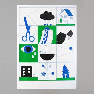 Image of Landfill Editions Print