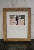 Image of Rustic Brown Frame II