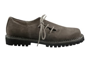 Image of Wolpertinger Wiesn brown/khaki suede (W/M)
