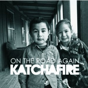 "Image of Katchafire ""On The Road Again"" CD"