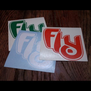 Image of Philly Fly Decal