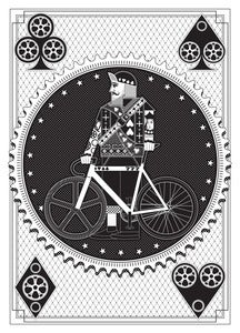 Image of Artcrank: Interbike Screenprint
