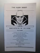 Image of THE ALIEN DIGEST VOLUME NO.3