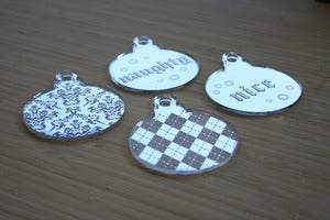 Image of Holiday Ornaments