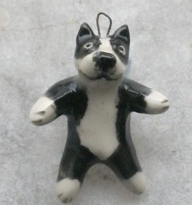 Image of Boston Terrier Ornament