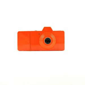 Image of Superheadz CLAP Digital Camera - Orange
