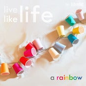 Image of NEW ! Rainbow Guirlande Lumineuse