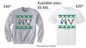 Image of Navajo Buffalo Crewneck