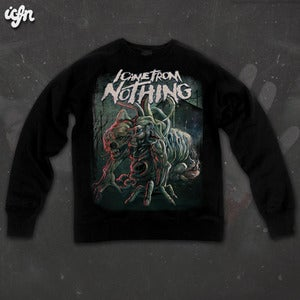 Image of ICFN - The Thing Sweatshirt