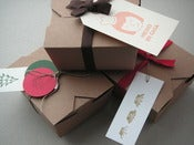 Image of 5 cajas de regalo