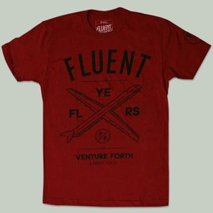 Image of Venture Forth (Maroon)