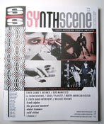 Image of SYNTH SCENE magazine issue # 1