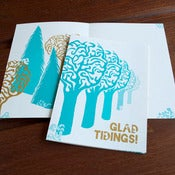 Image of Trimmed Trees Card