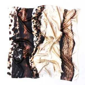Image of Portobello Furs Silk Scarf