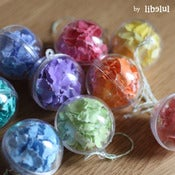 Image of NEW ! Rainbow Confetti Bubbles