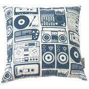 Image of analog nights pillow