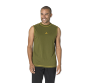 Image of prAna Neo Sleevless Mens Yoga Lifestyle Top