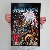 Image of Das Mah Hammah Mini-Poster