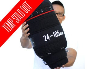 Image of 24-105mm L Pillow // Sold Out