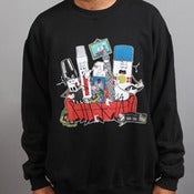 Image of HIGH GLOSS GET UP GANG - COUCH SESSION CREWNECK