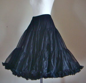 Image of Black Petticoat