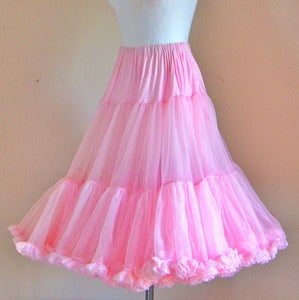 Image of Pink Petticoat