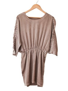 Image of Shimmer Stud Dress