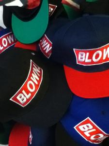 Image of BLOWN Snapbacks