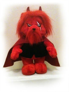 Image of Plush Bearalzebub